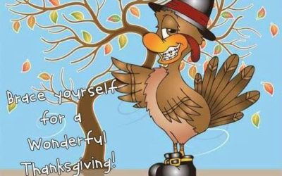 Thanksgiving and Orthodontics